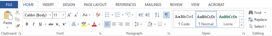 All those icons at the top of the scree when you're writing? They're mostly for improving the overall presentation of your work.